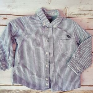 Baby Boys Mayoral Button Down